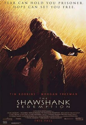 SHAWSHANK REDEMPTION & THE HOUSE CLEANER