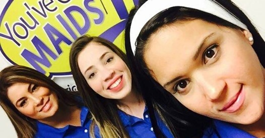 Alma & 2 maids