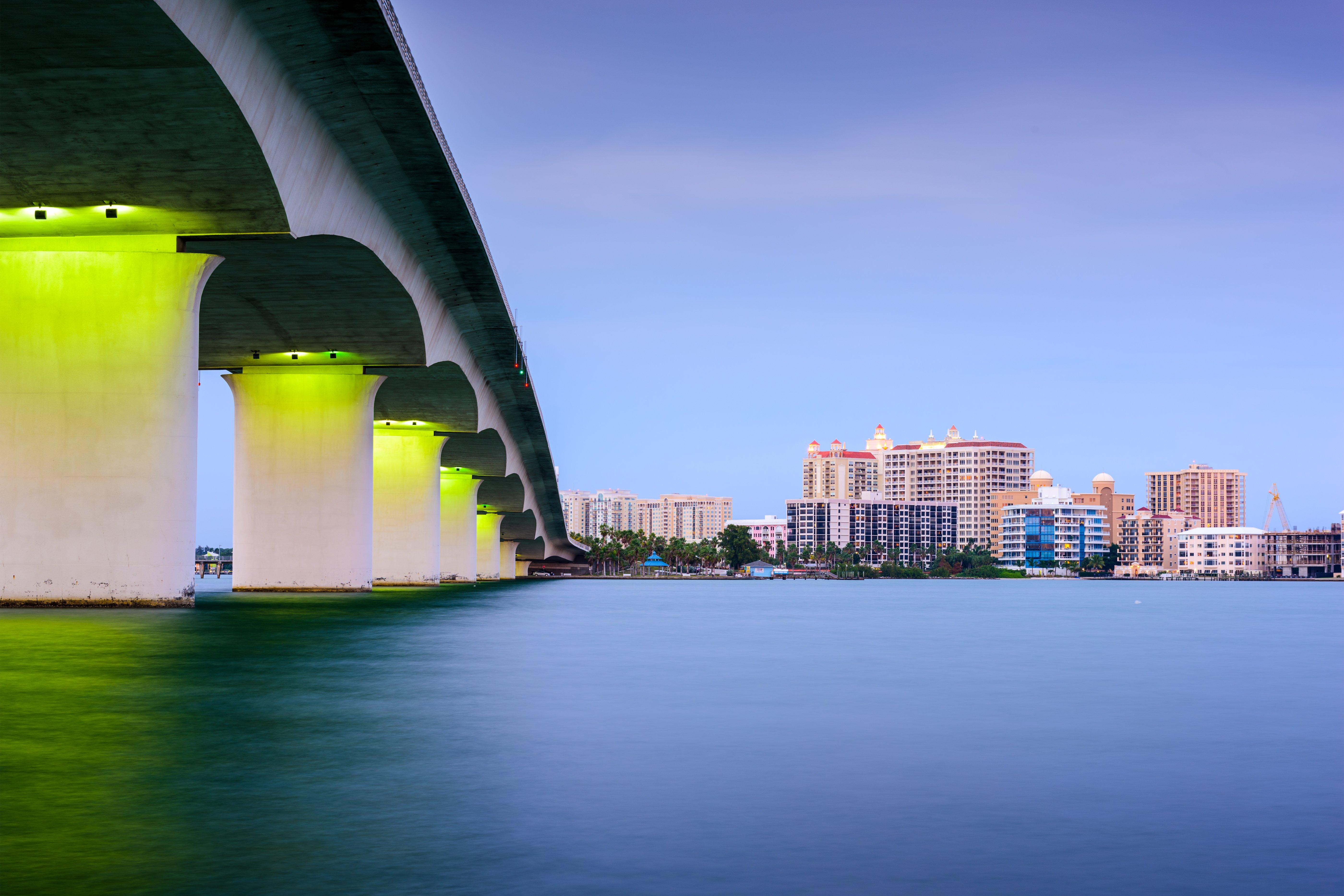 Sarasota Bridge, Florida