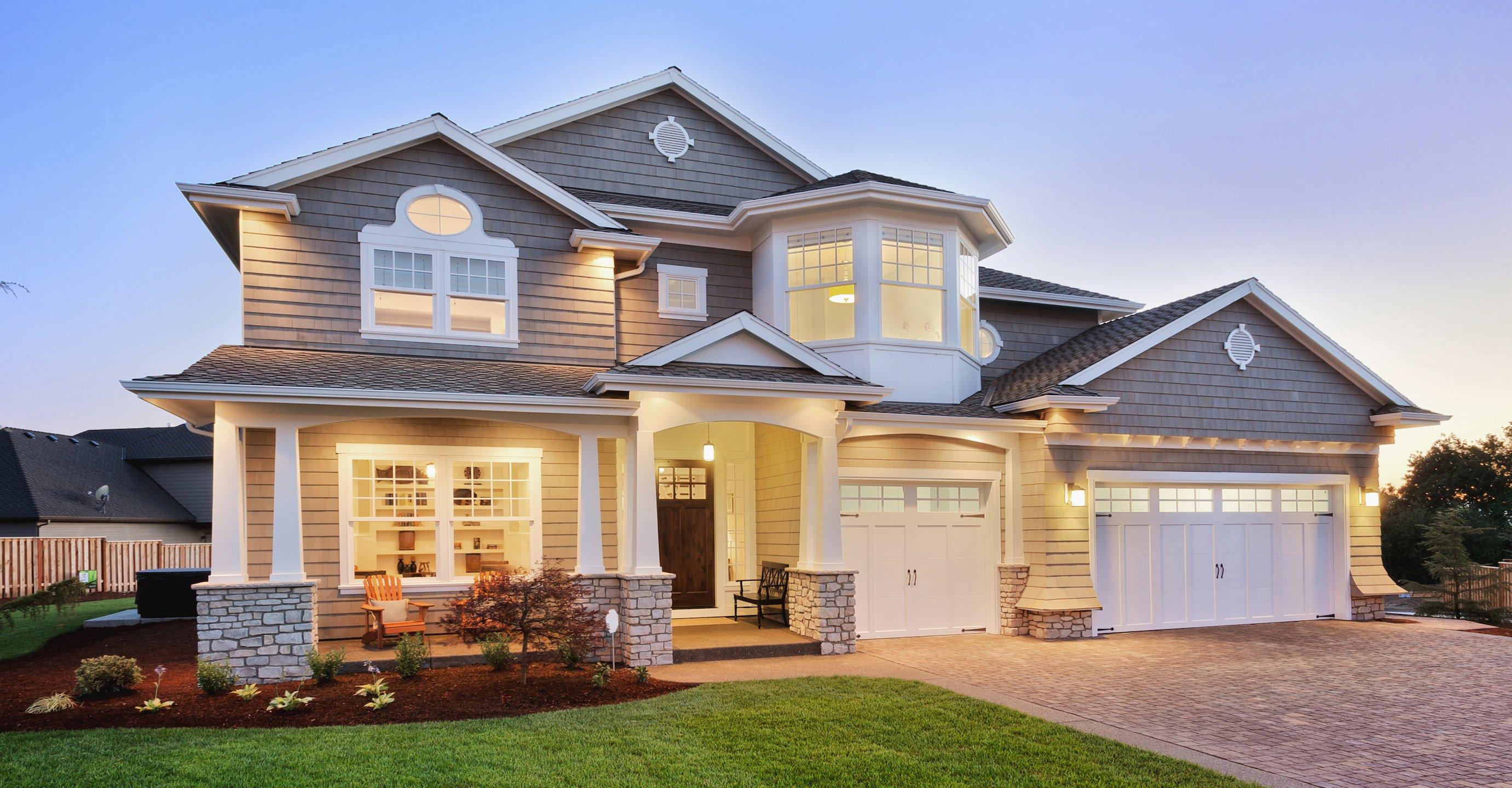 North Dallas Model Home