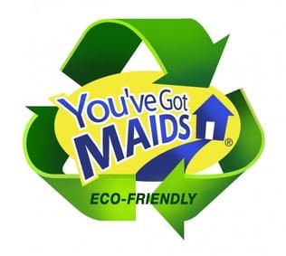 You've Got MAIDS  Logo - Green