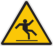 Slip and Fall - Workers Compensation Insurance