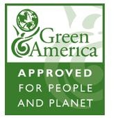 You've Got MAIDS  Logo - green america logo.jpg